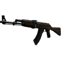 AK-47 | Затерянная земля