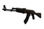 StatTrak™ AK-47 | Uncharted (Factory New)