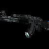 StatTrak™ AK-47 | Elite Build <br>(Battle-Scarred)