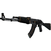 StatTrak™ AK-47 | Elite Build (Minimal Wear)