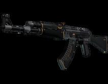 StatTrak™ AK-47 | Elite Build (Minimal Wear)