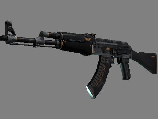 AK-47  |  Elite Build  Well-Worn