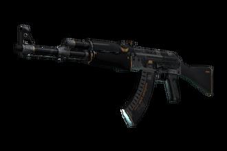 StatTrak™ AK-47 | Elite Build (Well-Worn) Price