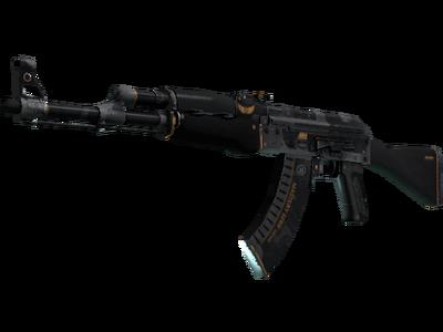 StatTrak™ AK-47 | Элитное снаряжение (После полевых испытаний)