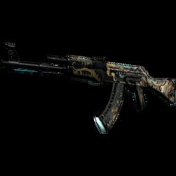 StatTrak™ AK-47 | Phantom Disruptor (Battle-Scarred)