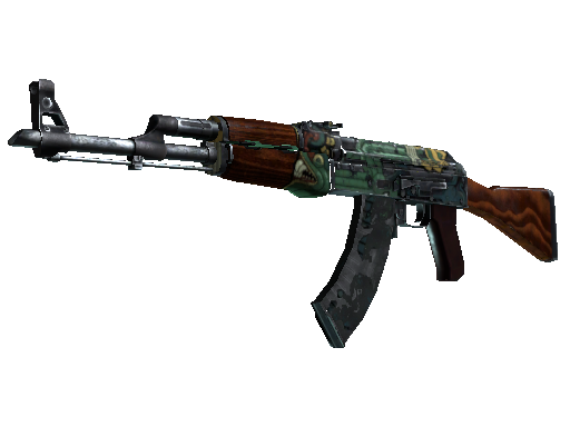 Item: AK-47 | Fire Serpent