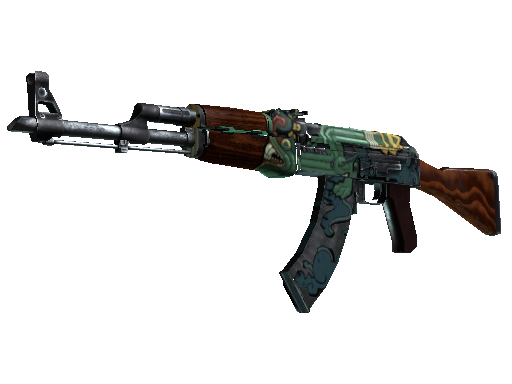 AK-47 | Fire Serpent Field-Tested