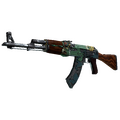 AK-47 | Fire Serpent <br>(Well-Worn)