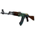 StatTrak™ AK-47 | Fire Serpent <br>(Minimal Wear)