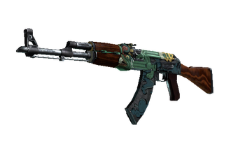 AK-47 | Fire Serpent (Minimal Wear) Prices