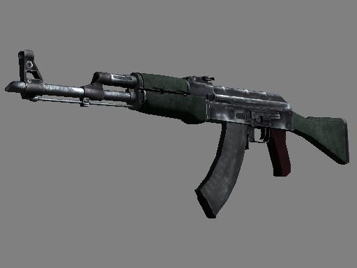 AK-47  |  First Class  Battle-Scarred