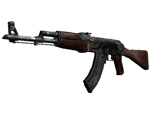 AK-47 | Jaguar Battle-Scarred