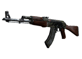 AK-47 | Ягуар, Закаленное в боях, 654.49$