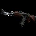 StatTrak™ AK-47 | Jaguar (Battle-Scarred)