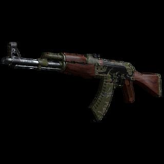 AK-47   Jaguar (Minimal Wear)