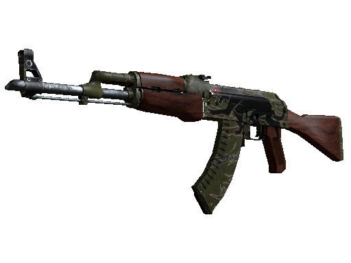 AK-47 | Jaguar (Battle-Scarred)