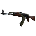 StatTrak™ AK-47 | Jaguar <br>(Well-Worn)