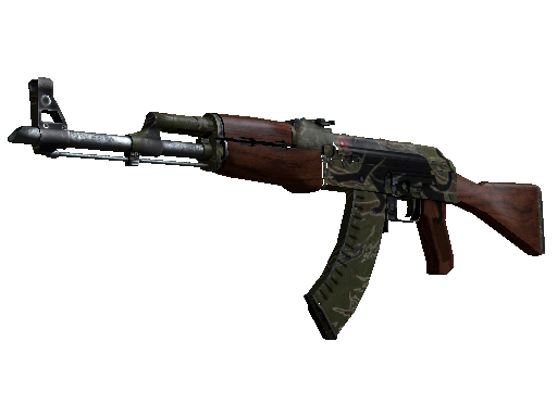 AK-47 | Jaguar Well-Worn