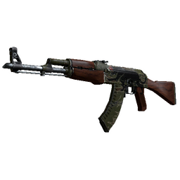 StatTrak™ AK-47 | Jaguar (Field-Tested)