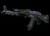 AK-47   Изумрудные завитки, После полевых испытаний, 79.4$
