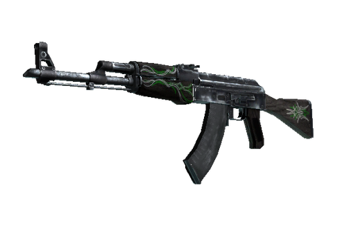 Buy AK-47 | Emerald Pinstripe (Well-Worn)