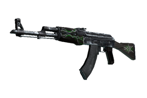 AK-47 | Emerald Pinstripe (Well-Worn) Prices