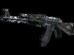 AK-47 Изумрудные завитки