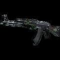 AK-47 | Emerald Pinstripe <br>(Minimal Wear)