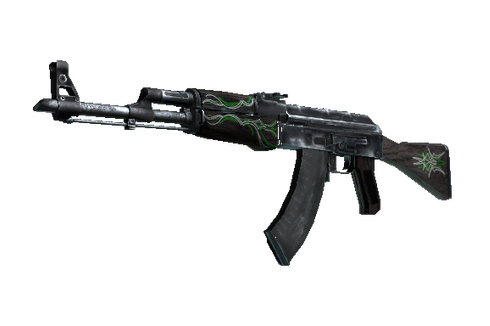 Buy AK-47 | Emerald Pinstripe (Minimal Wear)