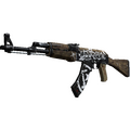 StatTrak™ AK-47 | Wasteland Rebel <br>(Factory New)