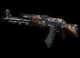 AK-47 | Путешественник, Поношенное, 2266.54$
