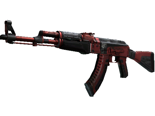 StatTrak™ AK-47 | Orbit Mk01 (Battle-Scarred)
