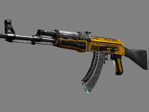 Скин AK-47 | Топливный инжектор (Закаленное в боях)