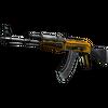StatTrak™ AK-47 | Fuel Injector <br>(Battle-Scarred)