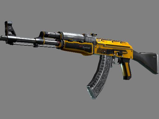 StatTrak™ AK-47   Yakıt Enjektörü (Görevde Kullanılmış)