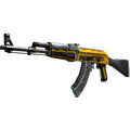 StatTrak™ AK-47 | Fuel Injector <br>(Well-Worn)