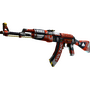 StatTrak™ AK-47 | Bloodsport (Field-Tested)