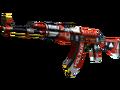 StatTrak™ AK-47 | Bloodsport