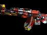 Скин AK-47 | Bloodsport