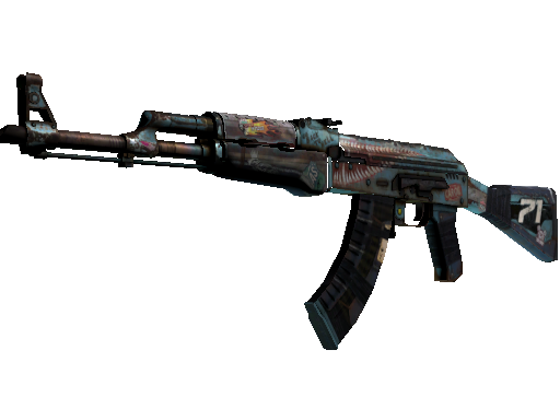 StatTrak™ AK-47 | Rat Rod (Battle-Scarred)