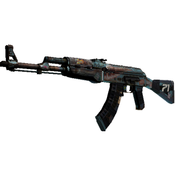StatTrak™ AK-47 | Rat Rod (Field-Tested)