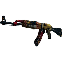 AK-47 | The Empress (Battle-Scarred)