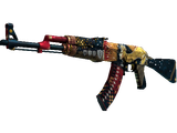 StatTrak™ AK-47 | The Empress (Minimal Wear)
