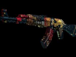 AK-47 | Императрица. После полевых испытаний. Цена: 45$