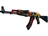 StatTrak™ AK-47 | The Empress (Field-Tested)
