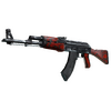 AK-47 | Red Laminate <br>(Field-Tested)