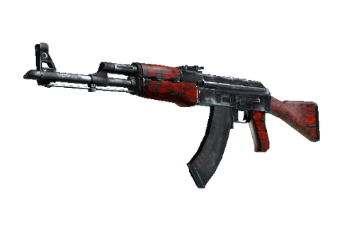 AK-47 | Red Laminate (Well-Worn) Prices