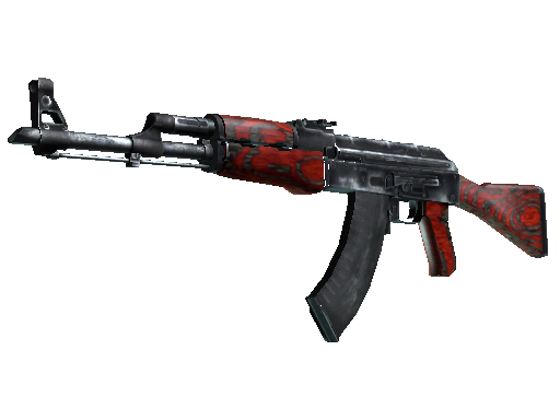 StatTrak™ AK-47 | Red Laminate