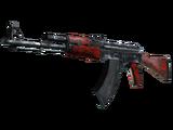 StatTrak™ AK-47   Red Laminate (Field-Tested)