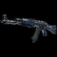 StatTrak™ AK-47 | Blue Laminate